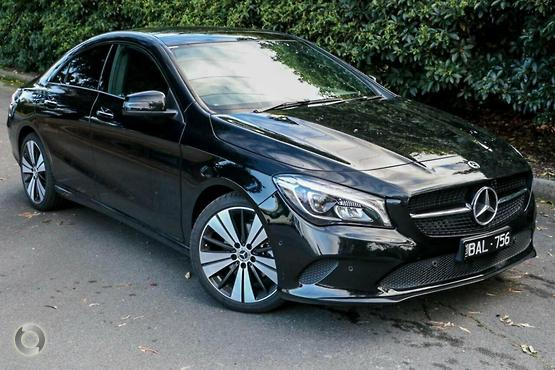 2019 Mercedes-Benz <br>CLA 220