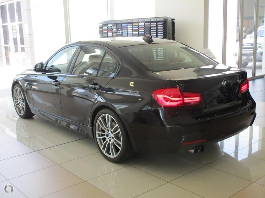 2015 BMW 320i M Sport