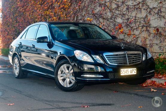 2011 Mercedes-Benz E 220 CDI