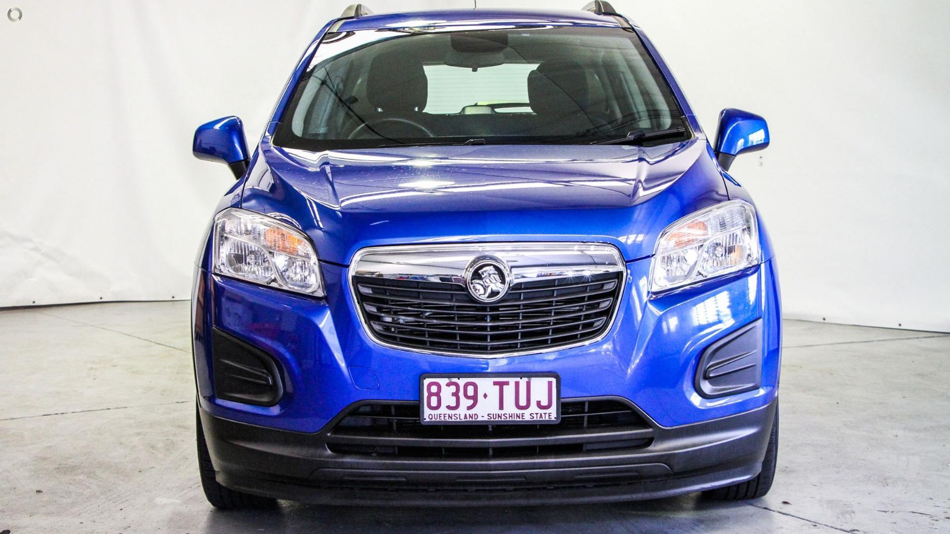 2014 Holden Trax LS TJ