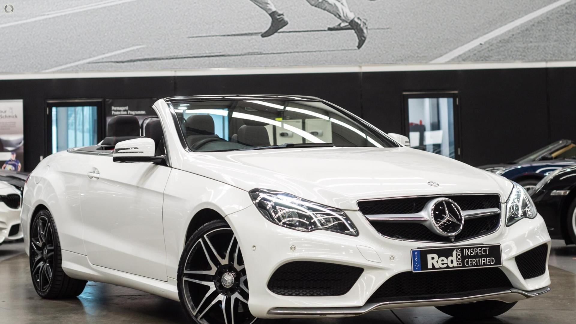 2015 Mercedes-Benz E250  A207