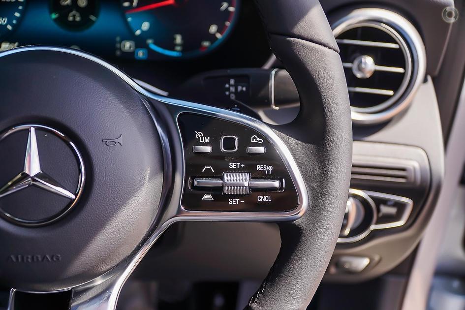 2019 Mercedes-Benz GLC 300 Wagon