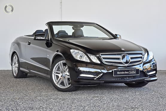 2011 Mercedes-Benz E 350 AVANTGARDE
