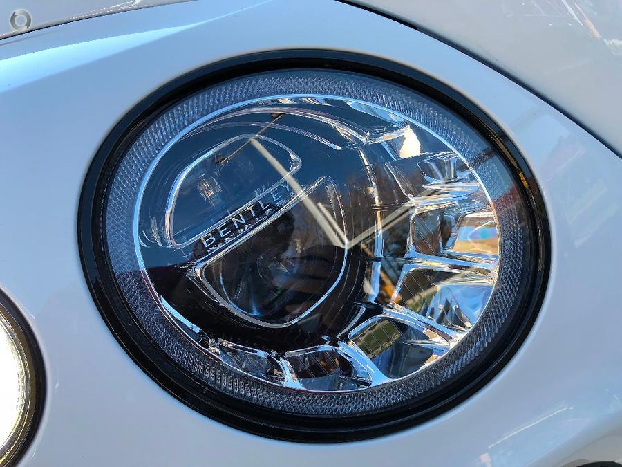2018 Bentley Bentayga  4V