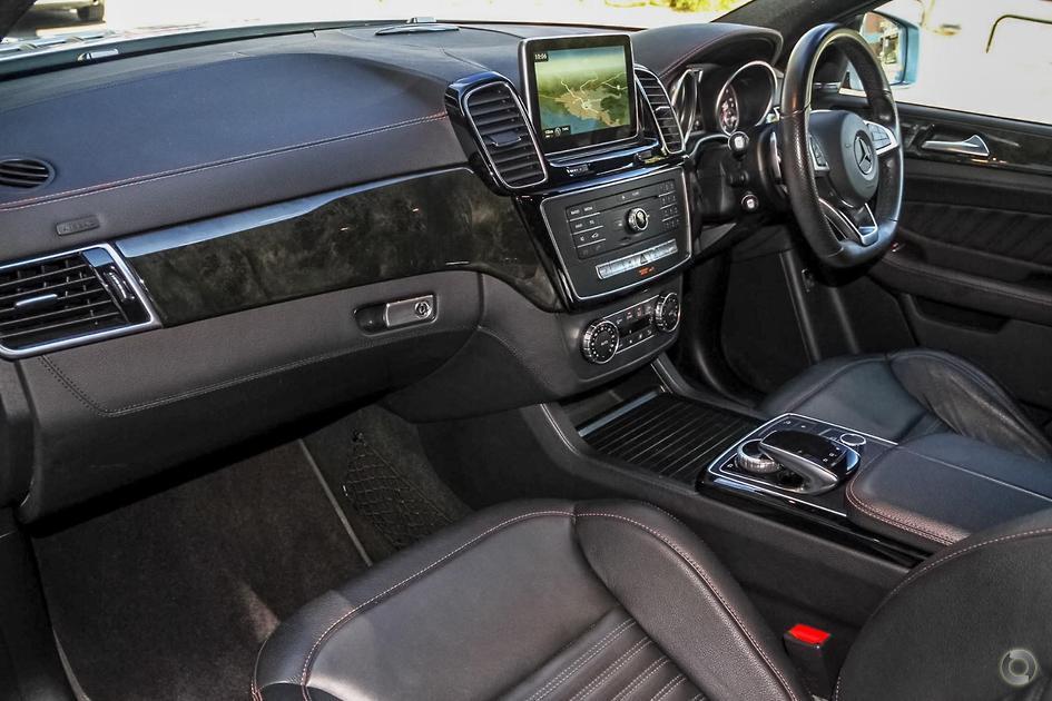 2015 Mercedes-Benz GLE 350 D Coupe
