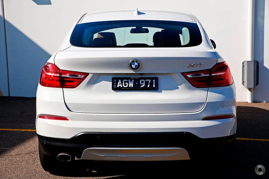 2015 BMW X4 xDrive20i F26