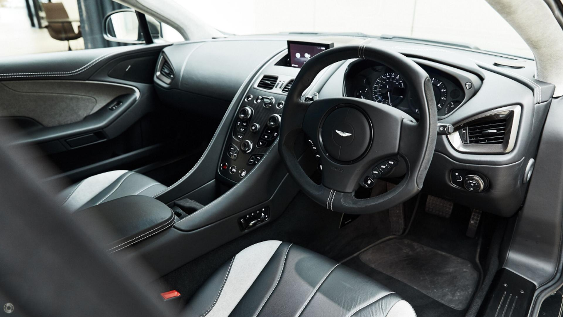 2018 Aston Martin Vanquish S Ultimate (No Series)