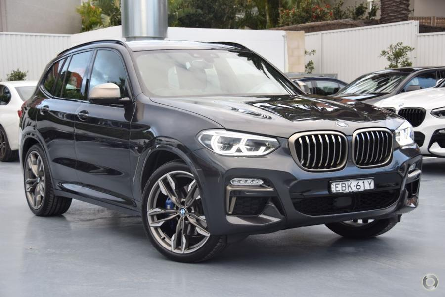 2018 BMW X3 M40i - Sylvania BMW