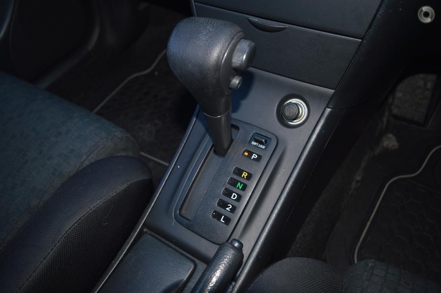 2003 Toyota Corolla Ascent ZZE122R