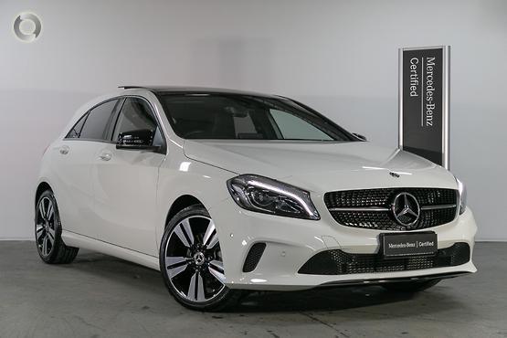 2018 Mercedes-Benz <br>A 180