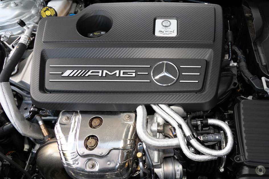 2017 Mercedes-Benz A 45 Hatch