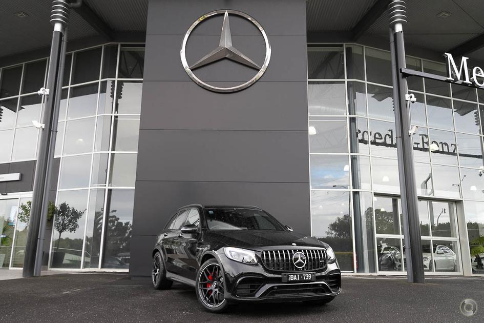 2019 Mercedes-Benz GLC 63 Wagon