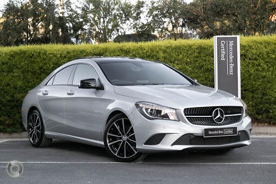 2015 Mercedes-Benz <br>CLA 200