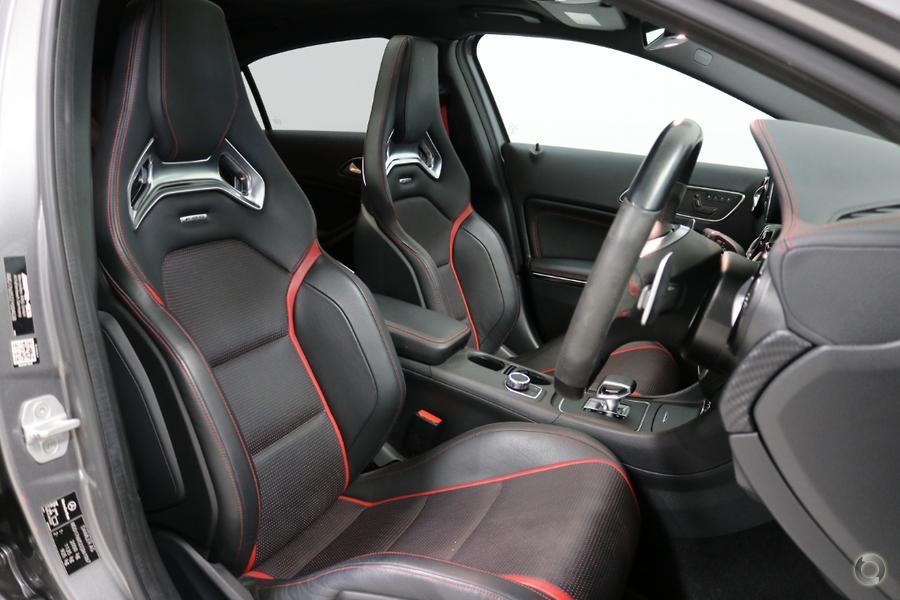 2015 Mercedes-Benz A 45 Hatch