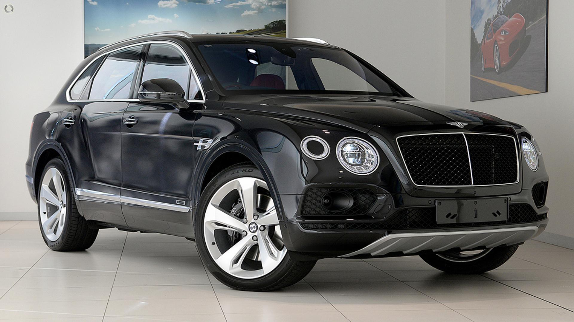 2017 Bentley Bentayga  4V