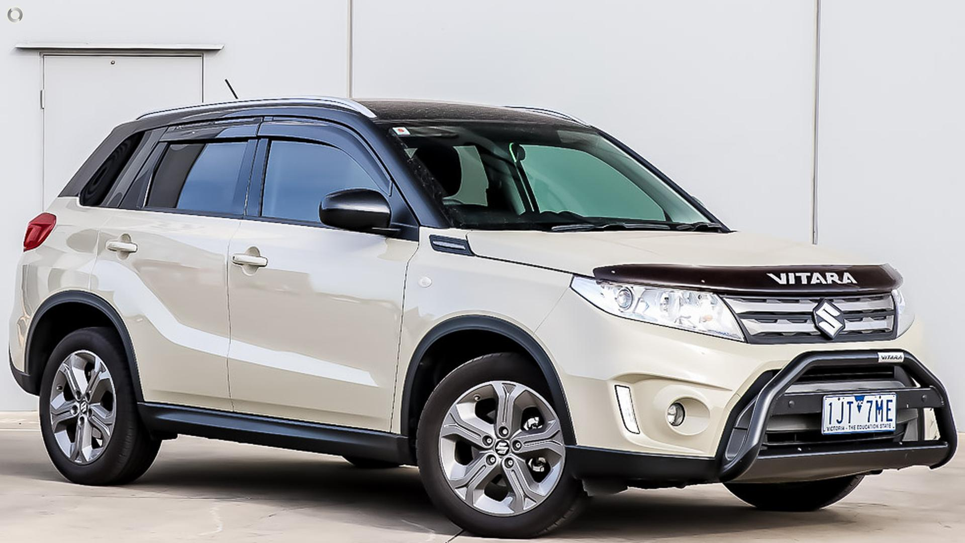 2016 Suzuki Vitara LY