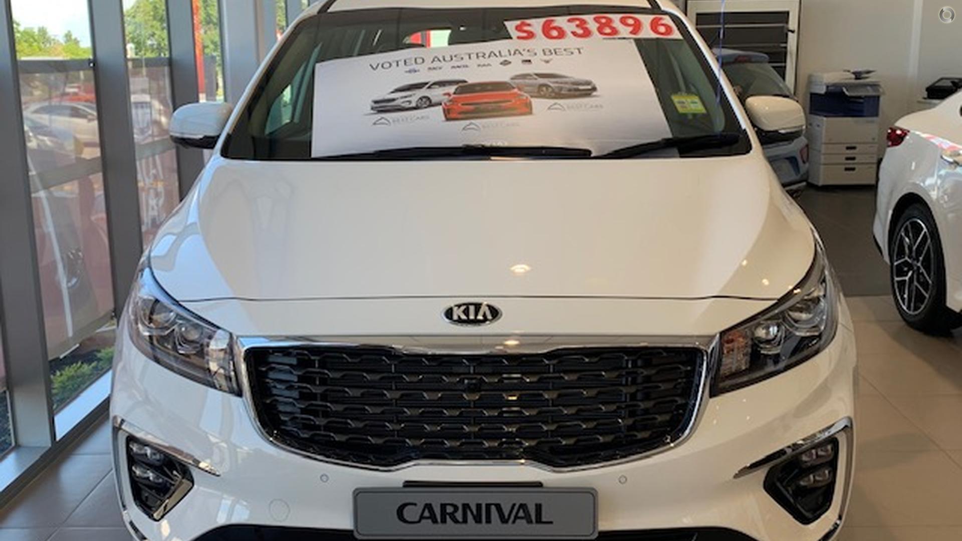 2019 Kia Carnival YP