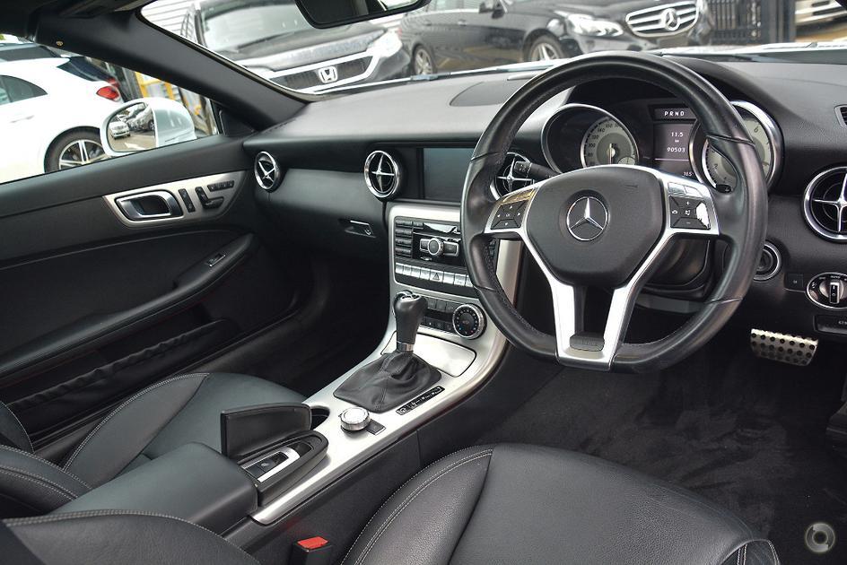 2013 Mercedes-Benz SLK 350 Roadster