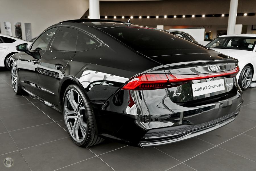 2019 Audi A7 55 TFSI 4K