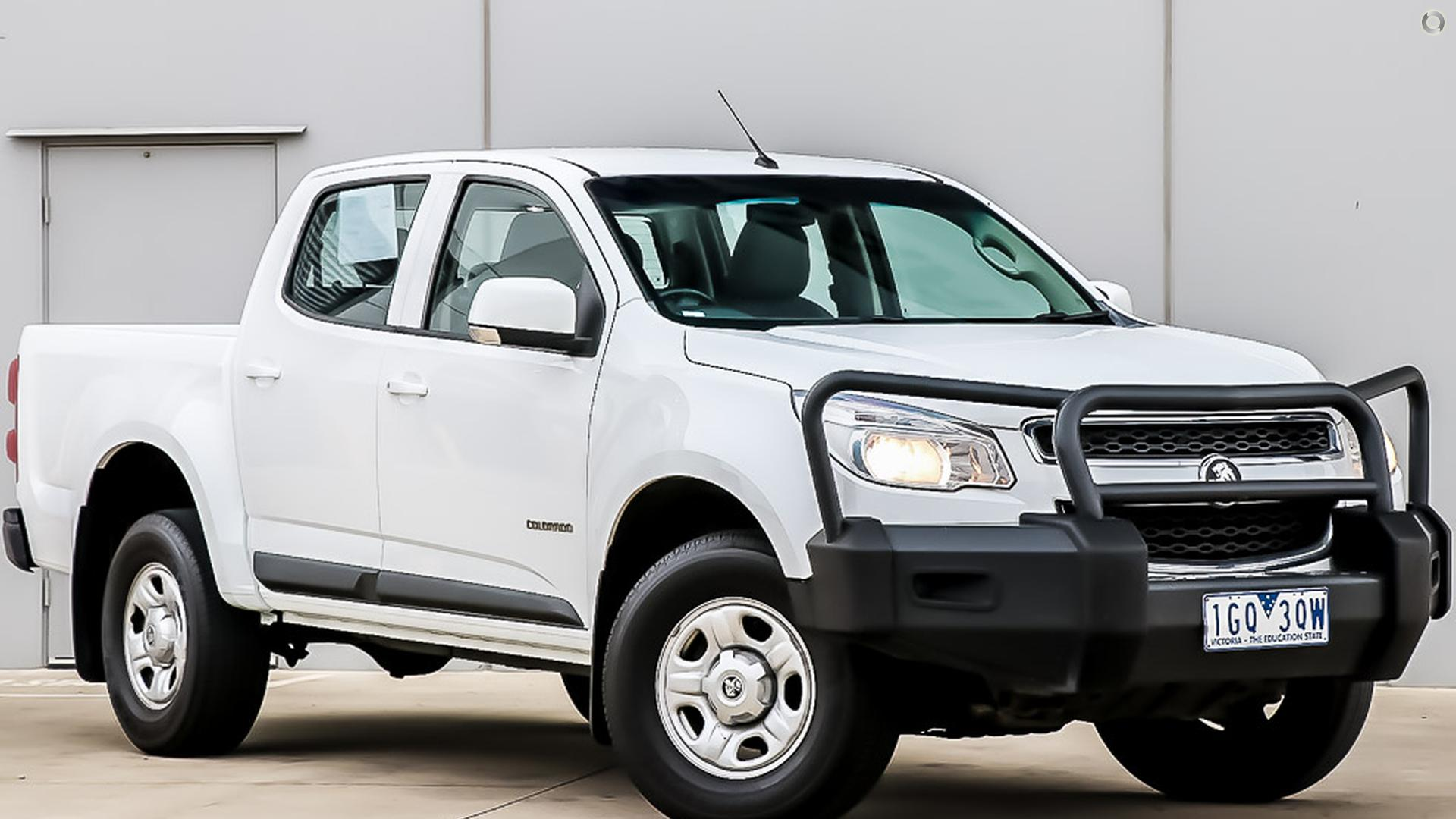 2015 Holden Colorado RG