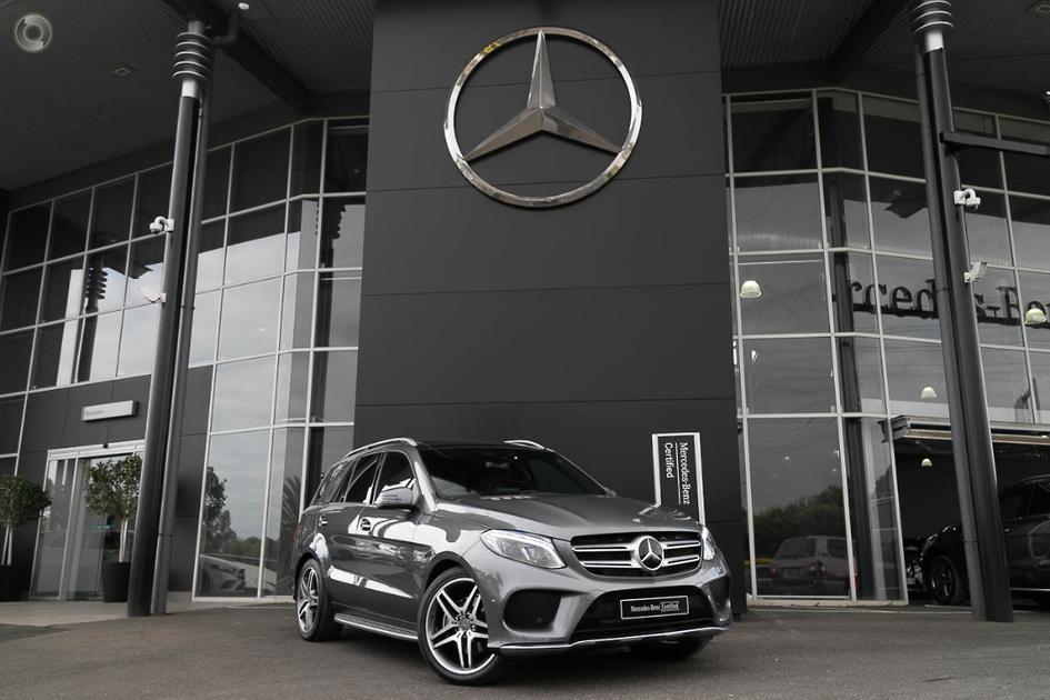 2018 Mercedes-Benz GLE 250 Wagon