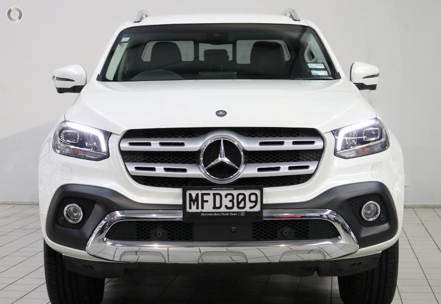 2019 Mercedes-Benz X 250 Wellside