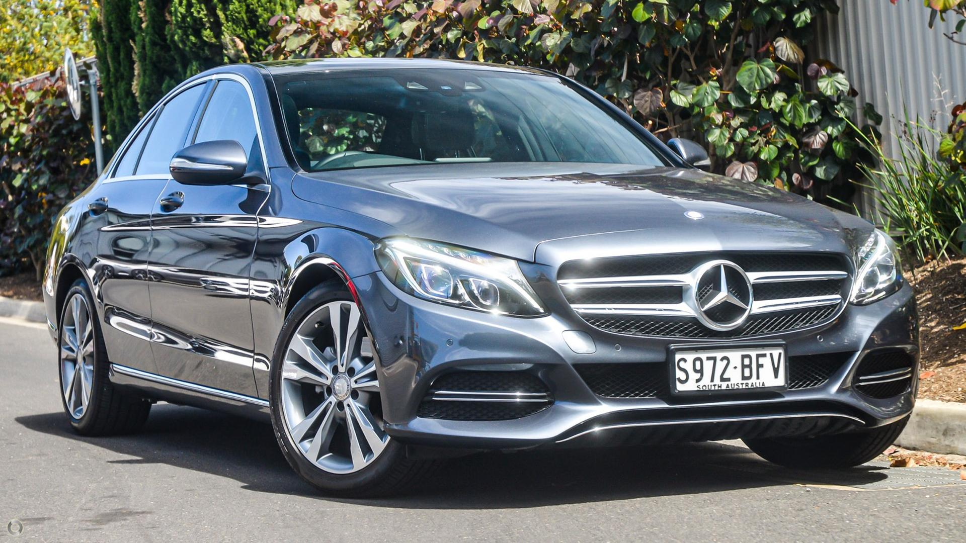 2015 Mercedes-Benz C 200 BLUETEC Sedan