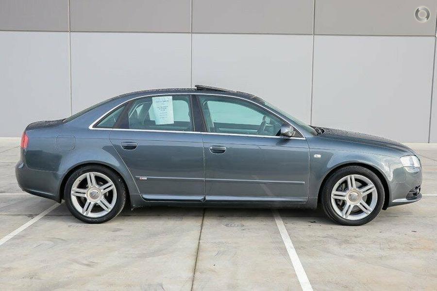 2007 Audi A4 S Line B7