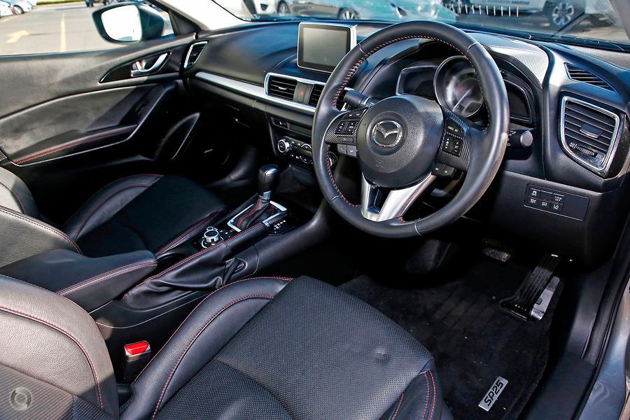 2016 Mazda 3 SP25 Astina BM Series
