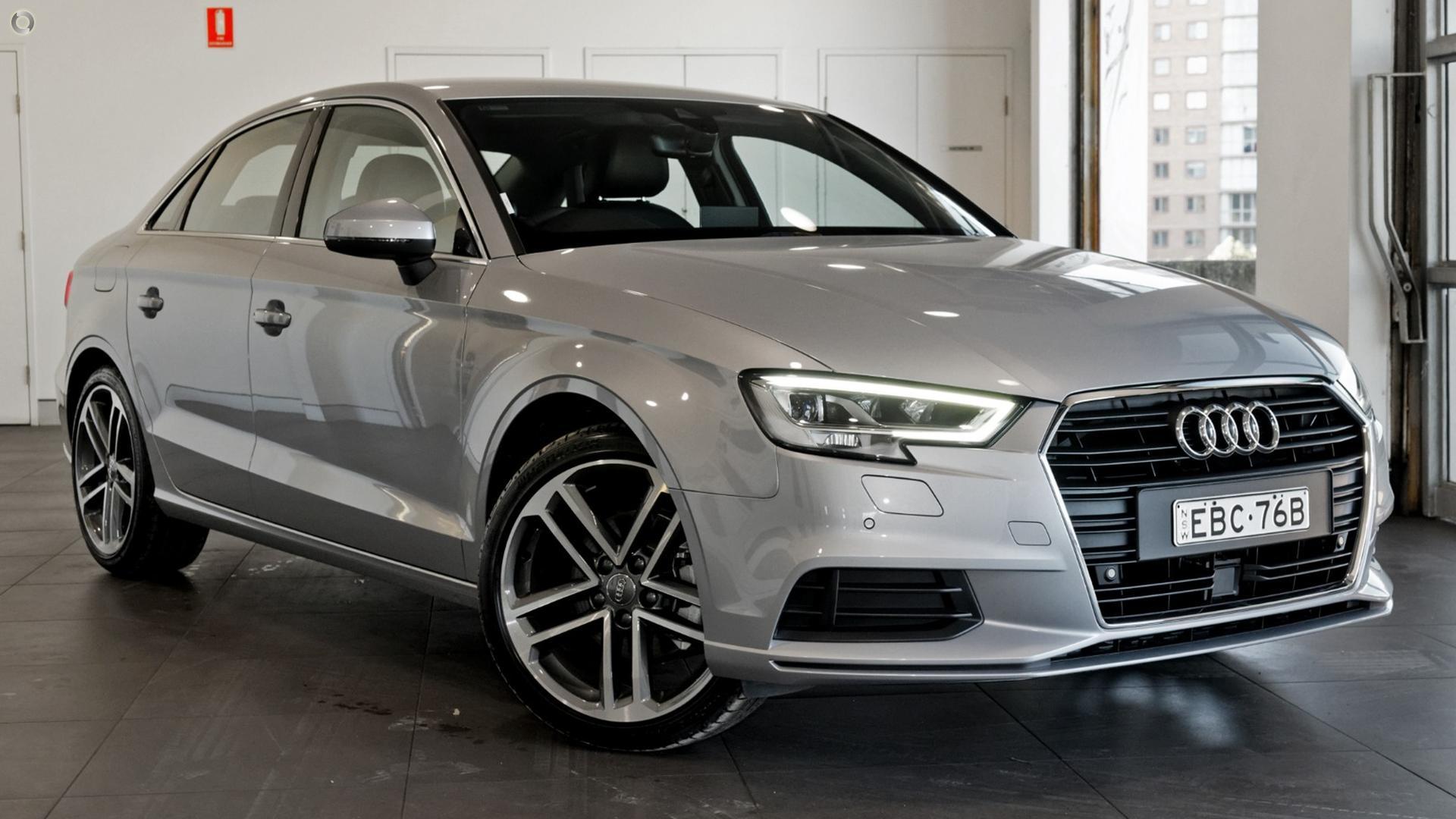 2019 Audi A3 8V