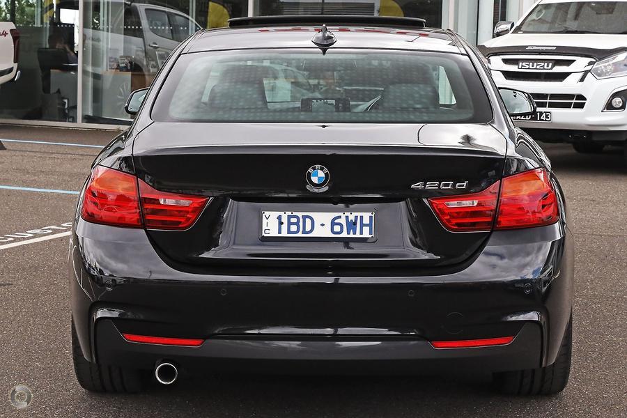 2014 BMW 420d M Sport  F32
