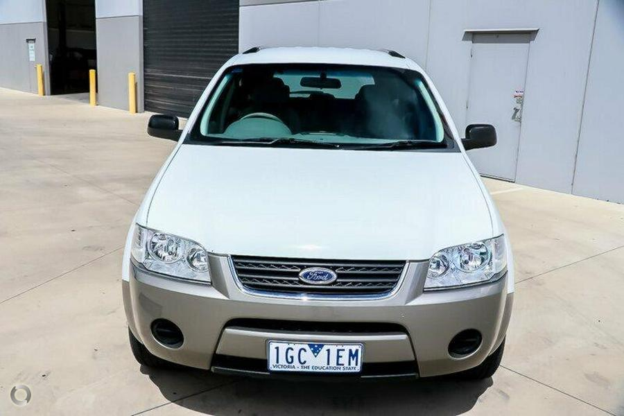 2007 Ford Territory TS SY