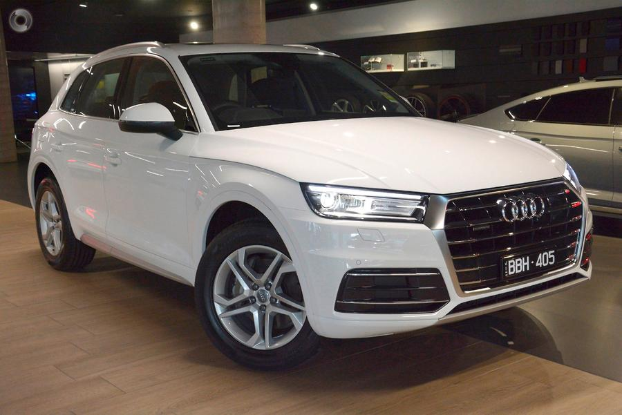 2019 Audi Q5 40 TDI design FY - Zagame Automotive