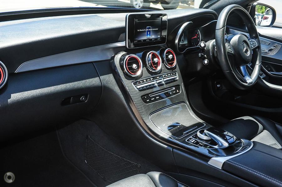 2017 Mercedes-Benz C200  W205
