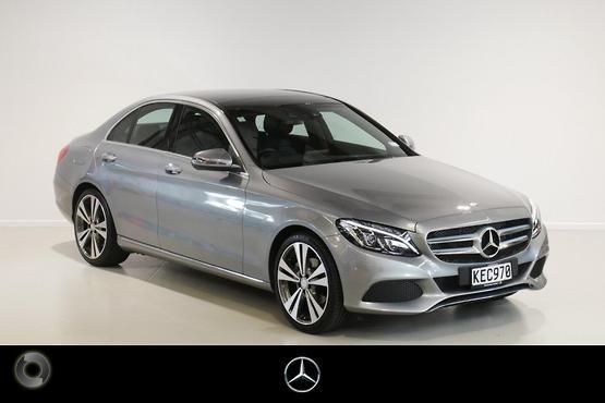 2016 Mercedes-Benz C 200