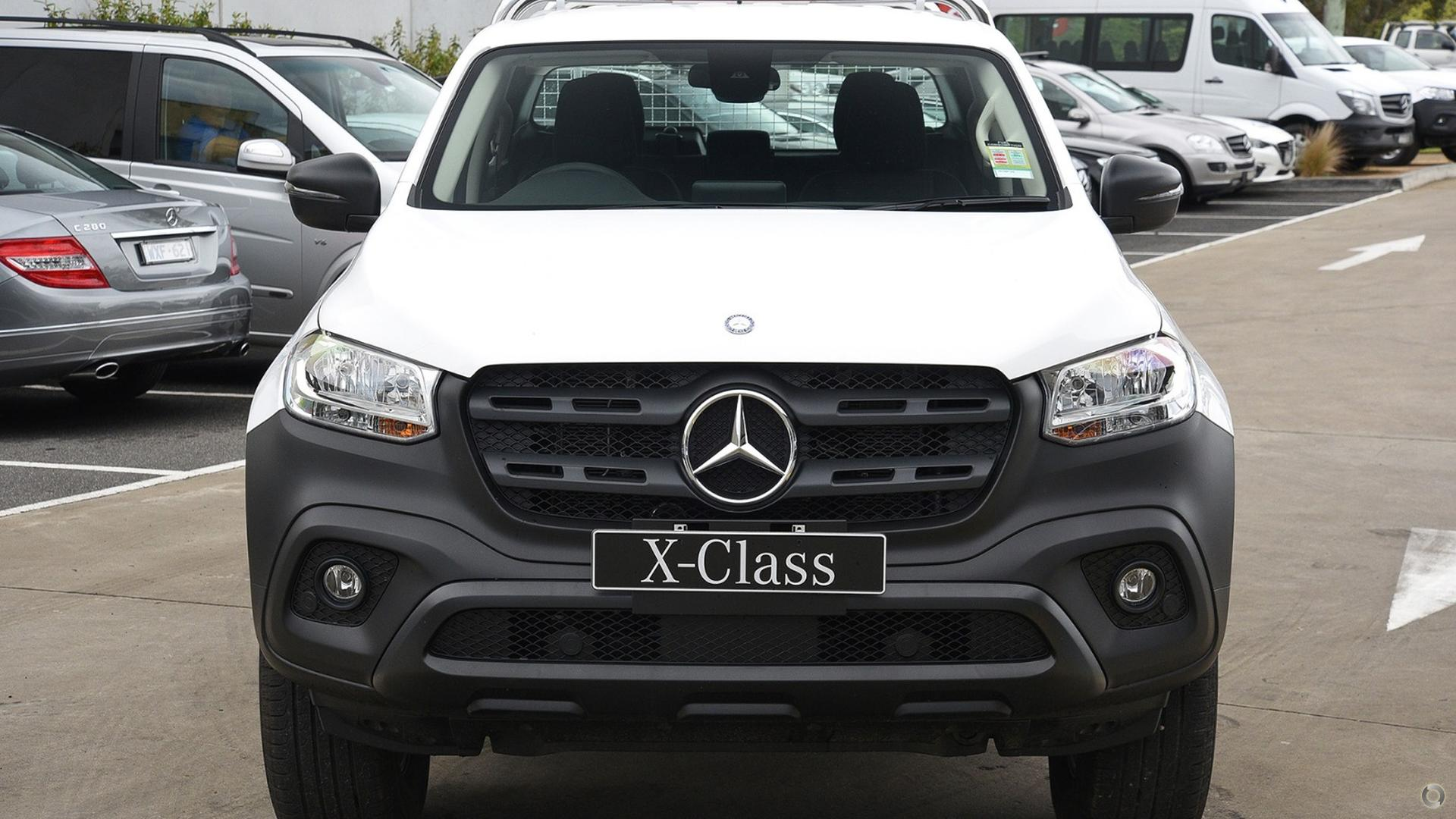 2018 Mercedes-Benz X-CLASS Cab Chassis