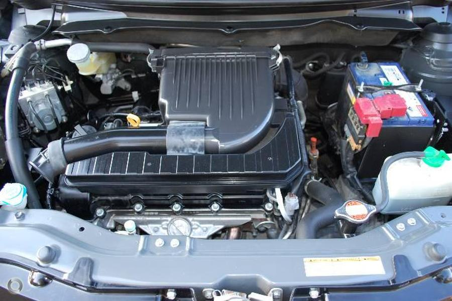 2011 Suzuki Swift GL FZ