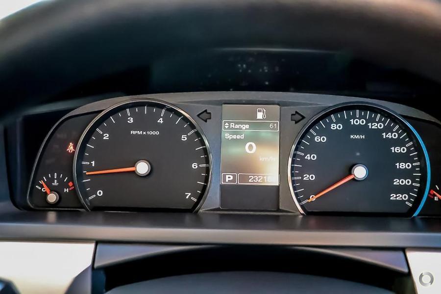 2008 Ford Falcon XT FG
