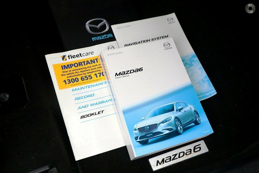 2016 Mazda 6 Atenza GL Series