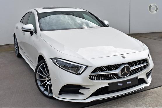 2018 Mercedes-Benz CLS 450