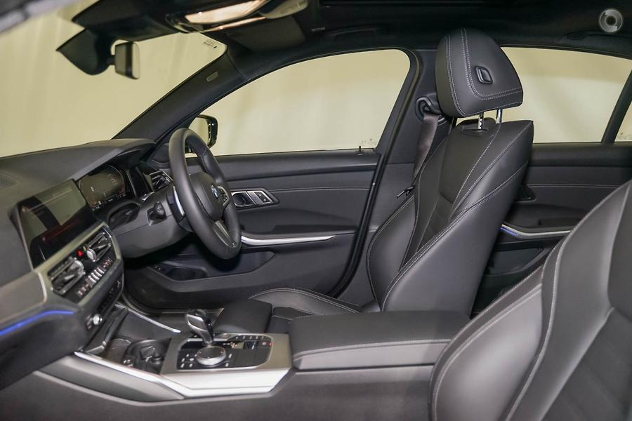 2018 BMW 330i M Sport