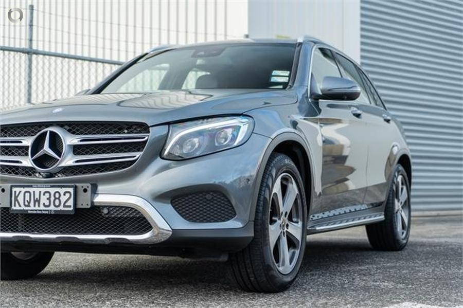2017 Mercedes-Benz GLC 220 SUV
