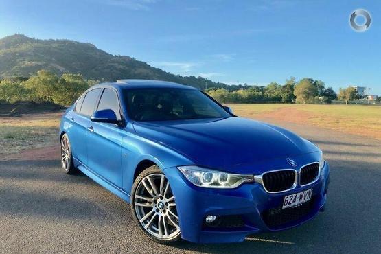 2015 BMW 320 d M Sport