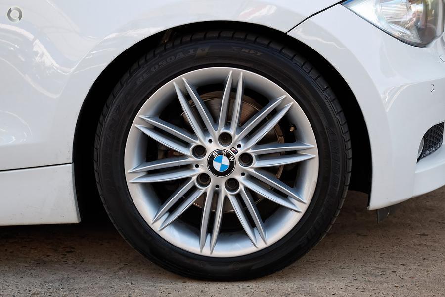 2011 BMW 120i