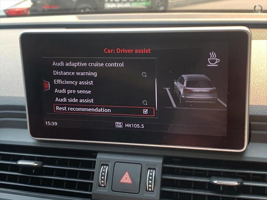 2017 Audi Q5 TFSI sport FY