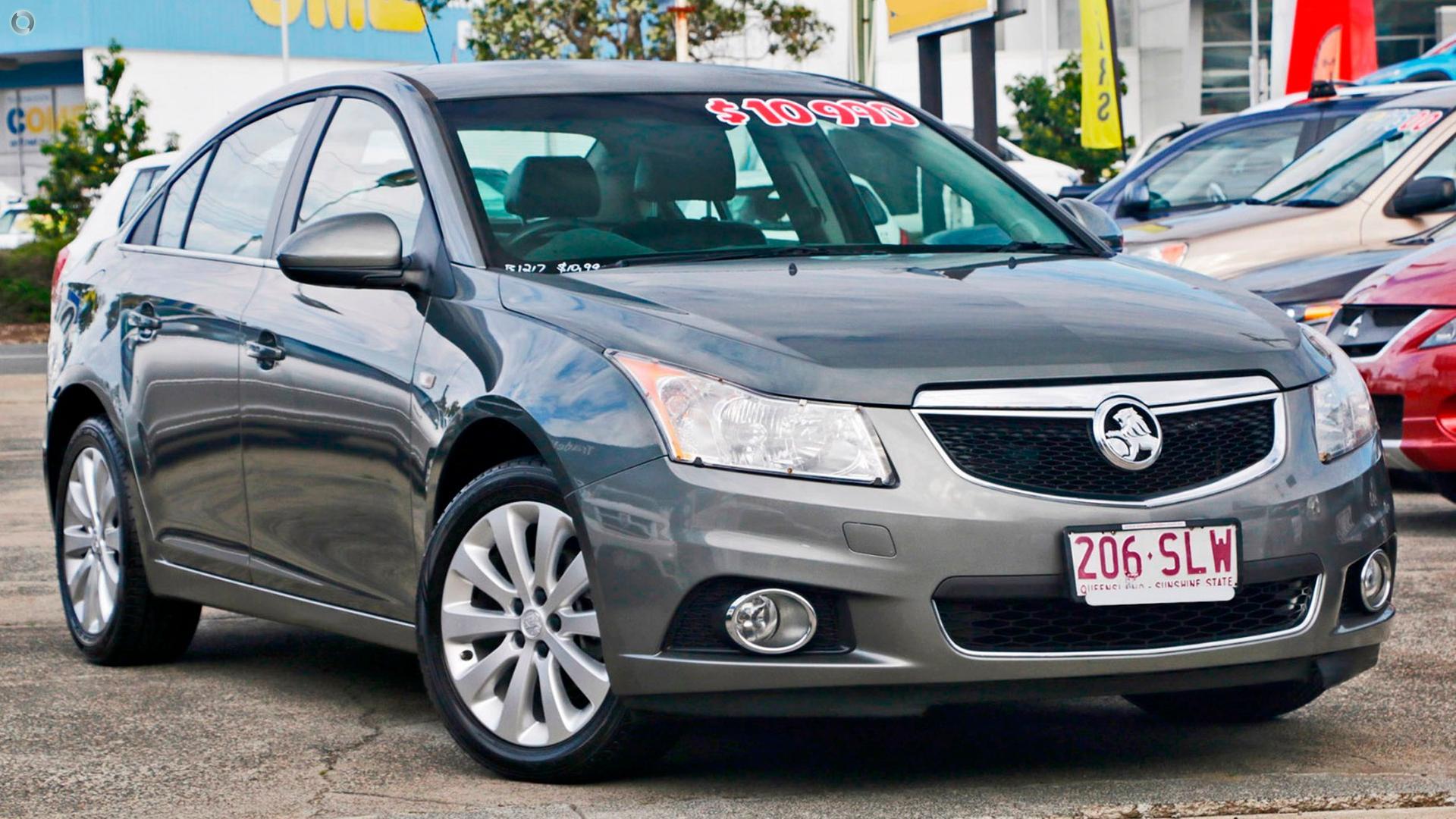 2012 Holden Cruze JH Series II