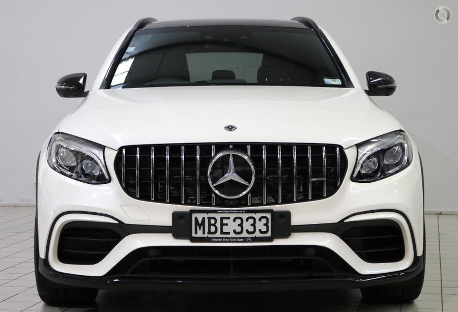 2019 Mercedes-AMG GLC 63 SUV