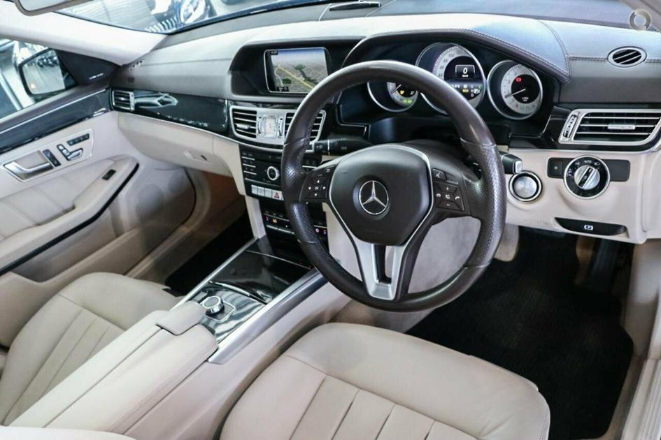 2015 Mercedes-Benz E 400 Sedan