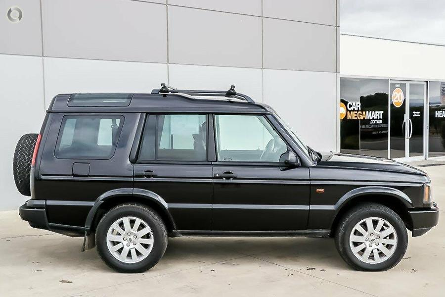 2004 Land Rover Discovery  (No Series)