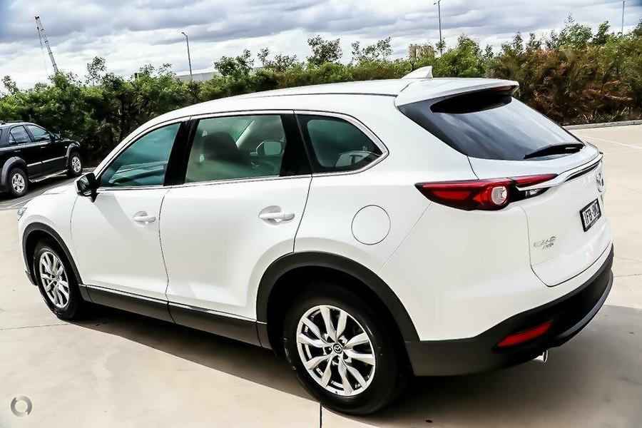 2016 Mazda Cx-9 Touring TC